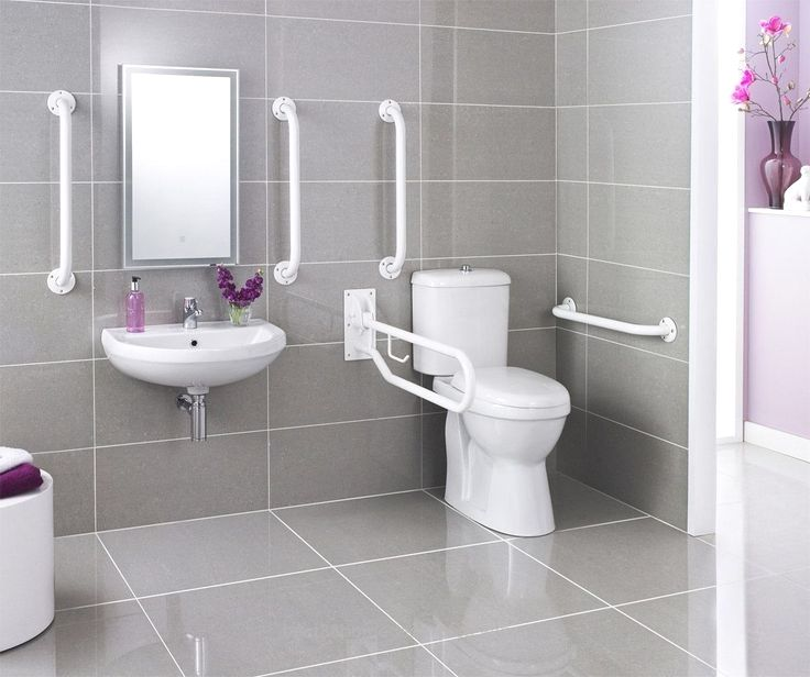 Bathroom Design for Elderly People #ToiletsforHandicapped ...