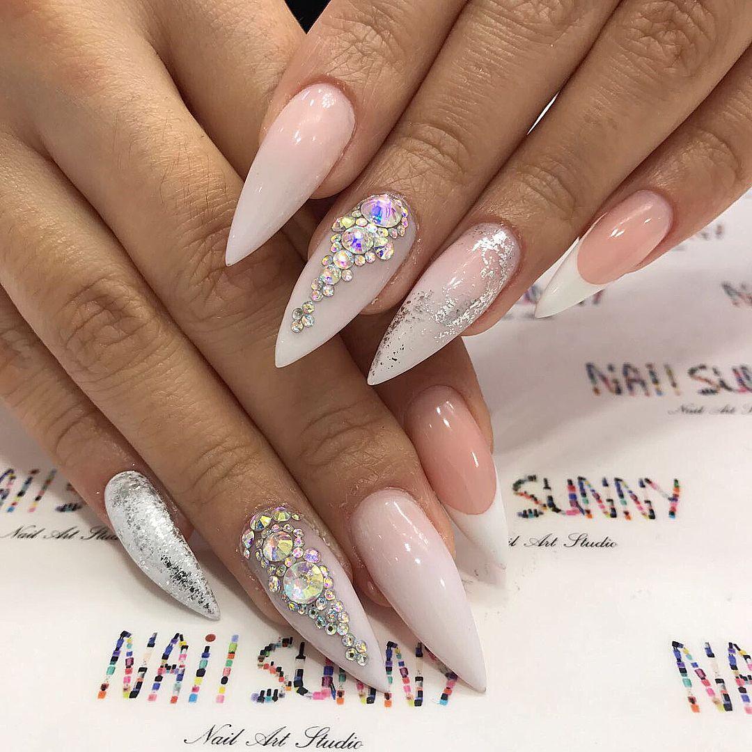 Pin by Miriam Salinas on Nails | Pinterest | Pretty nail designs ...