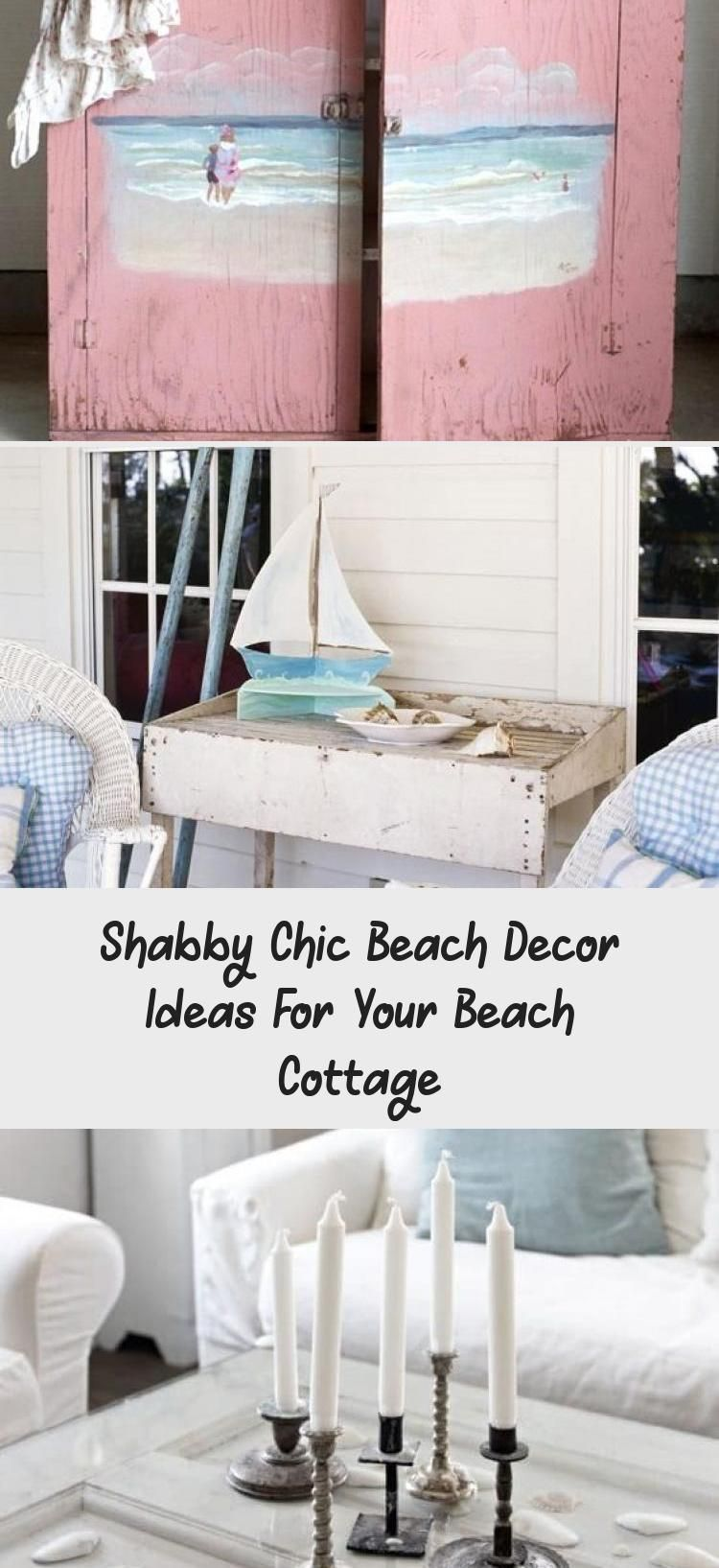 Beach House Porch Decorating Ideas Shabby Chic Beach Decor Ideas