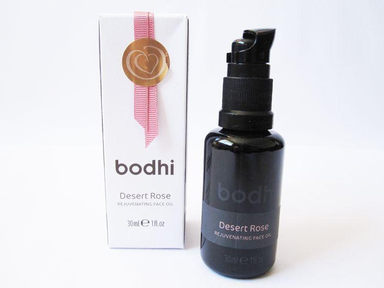 We Were Raised By Wolves: Luxury Xmas Gift Idea: Bodhi Desert Rose Rejuvenating Face Oil review