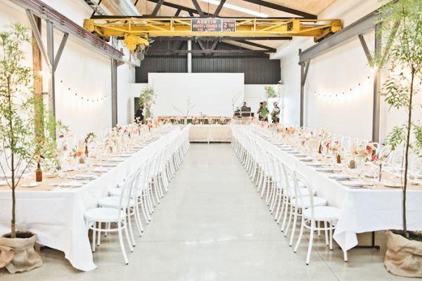 Handmade North Melbourne Wedding Of Australian Wedding Reception