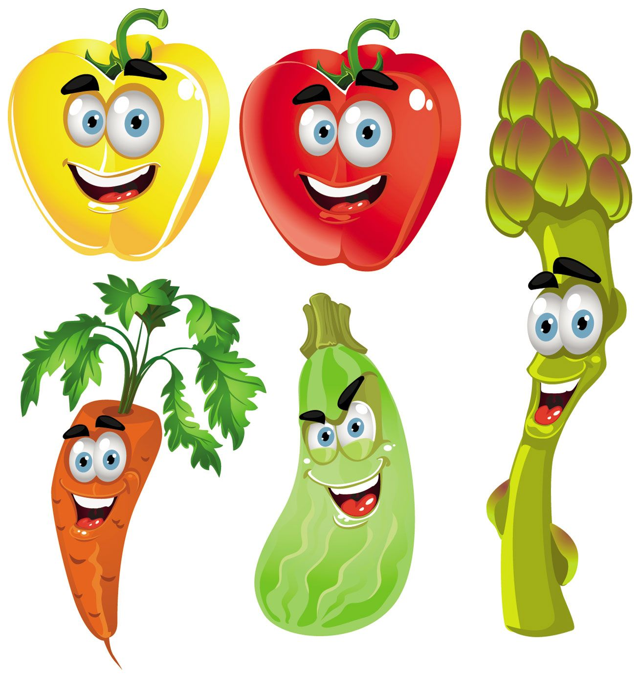 Fruits And Vegetables Clipart - Cliparts. | Buen Provecho ...