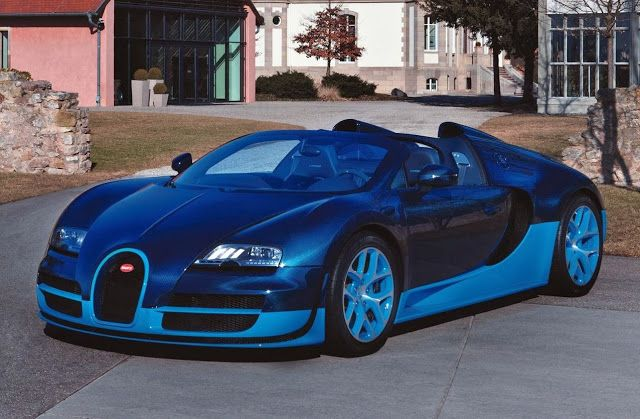 Top 5 The Most Expensive Cars For 2014