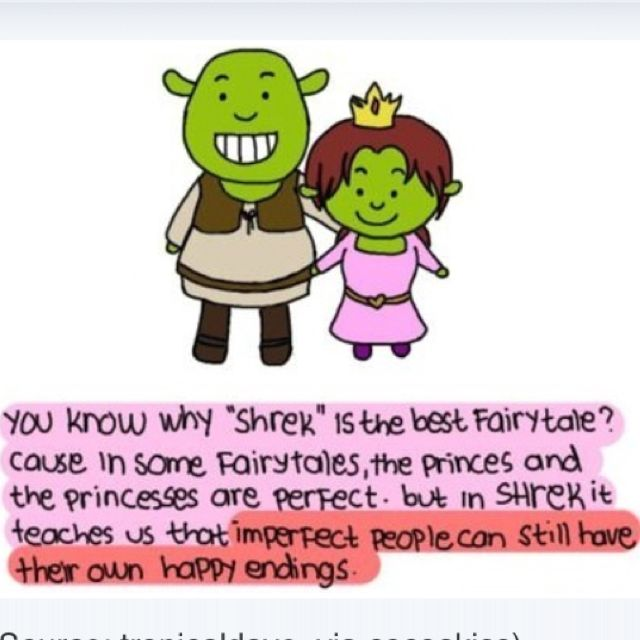 Best Shrek Quotes: This Is The Best Quote... Shrek