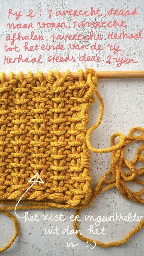 Laatst las ik een artikel in the New York Times over breien en haken, fijn artikel over de voordelen van handwerken. Zo stond er in... #breienenhaken