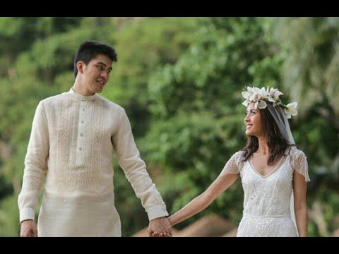 Bianca Gonzalez And JC Intal Wedding Video OFFICIAL