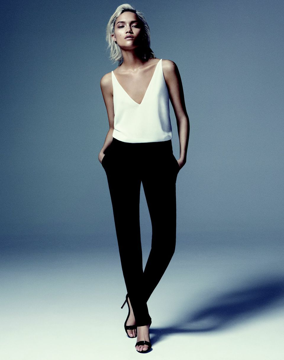 Introducing #JBRAND's #TheSkinnyPant.