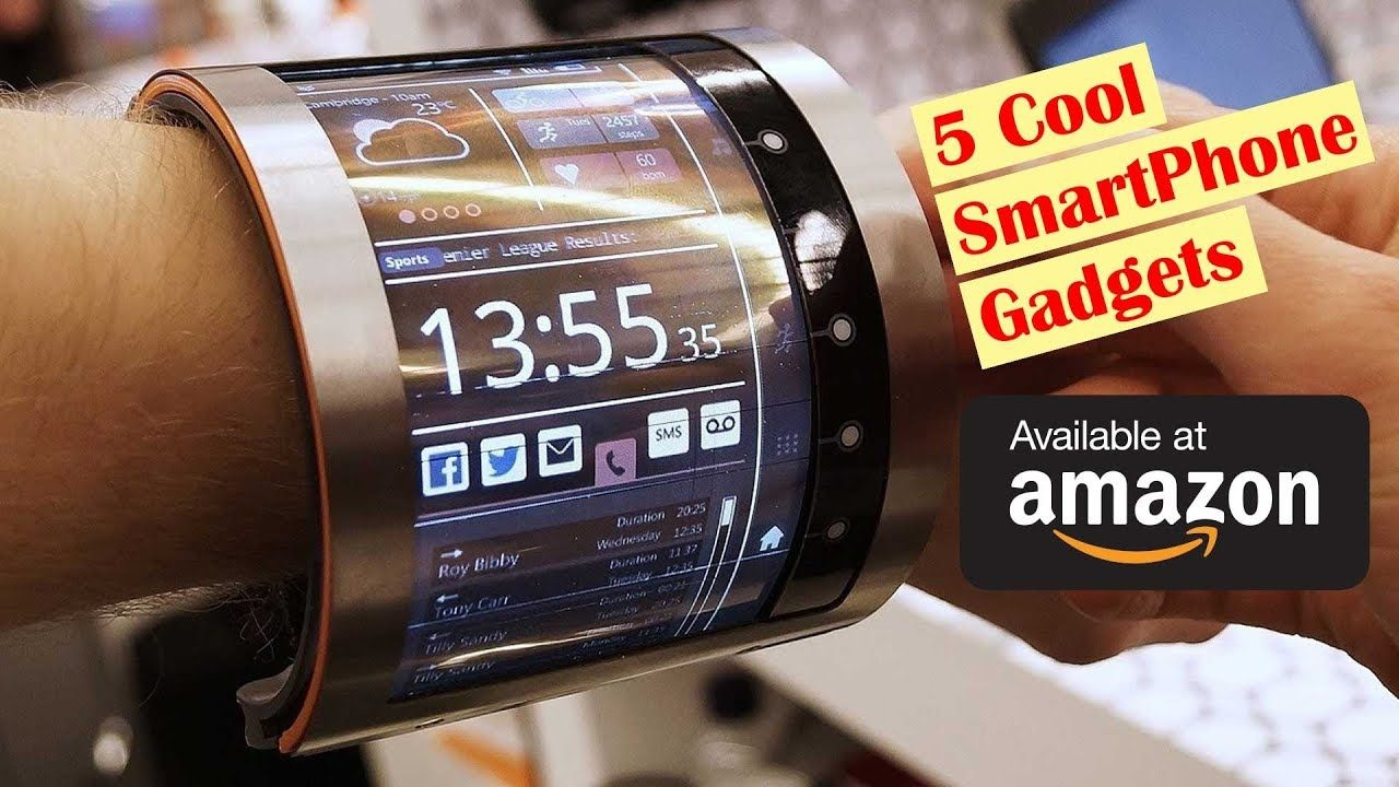 5 Super Cool Smartphone Gadgets on Amazon for Rs 1? NEW