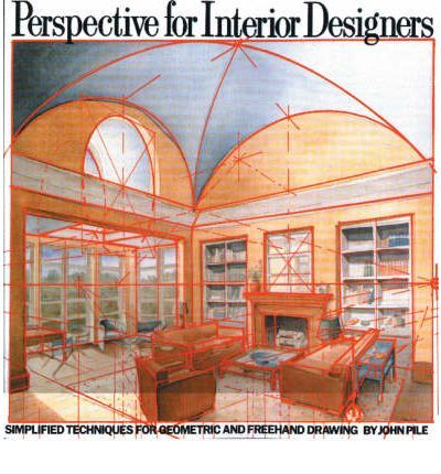 Designed For Students And Professional Interior Designers This Guide To Perspective Drawing Teaches The Reader