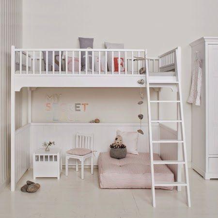 Claves para decorar dormitorios infantiles y juveniles con for Literas infantiles para ninas