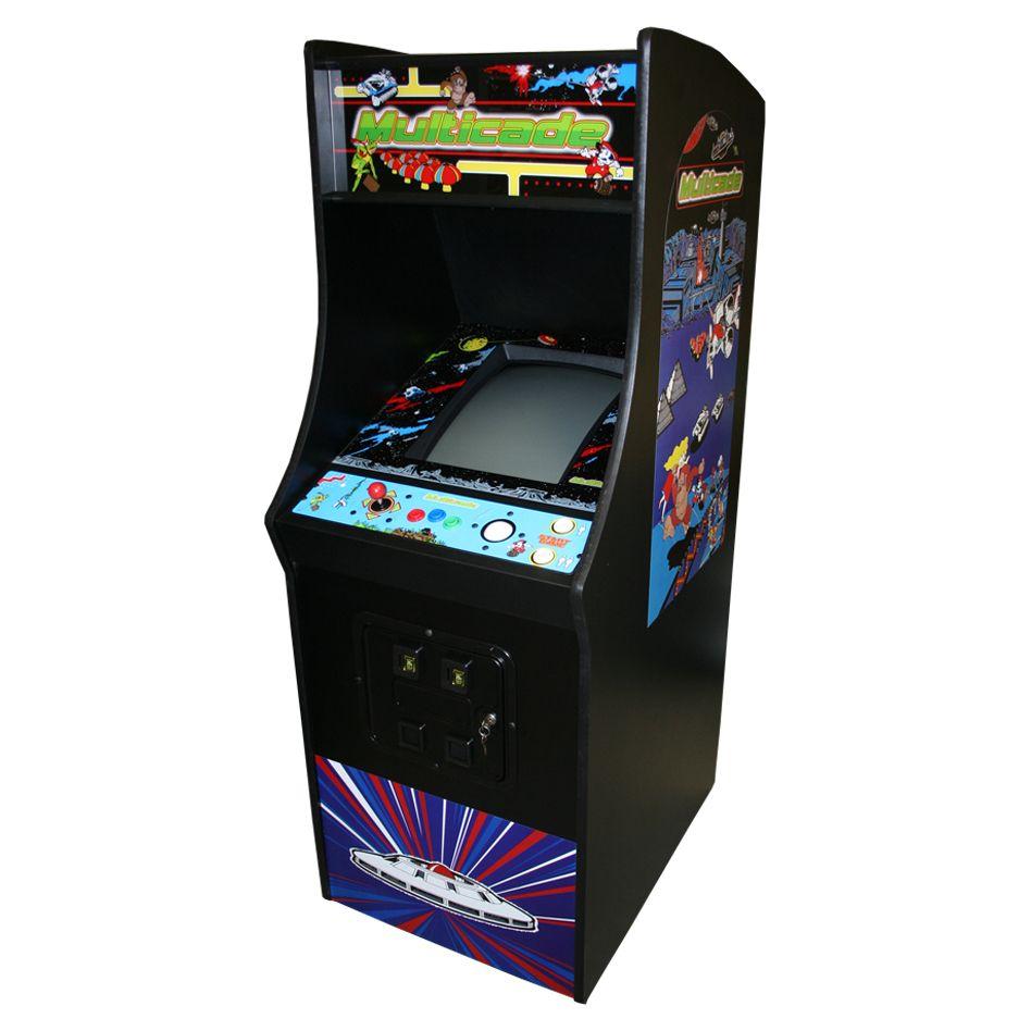 30+ Multi game arcade console information