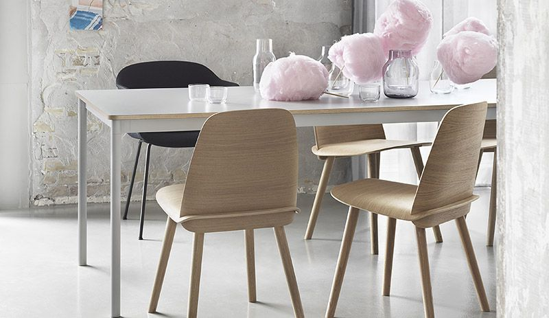 Muuto base table design magazine maison objet le for Arredamento per fiere