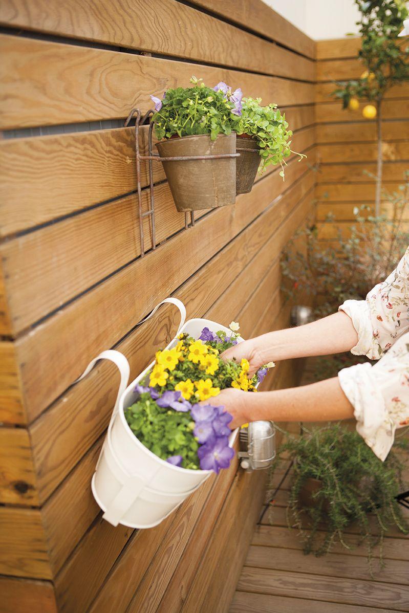 Jardineras En Pared