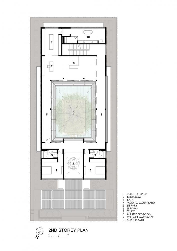 Gallery of centennial tree house wallflower architecture for Plans d arkitek