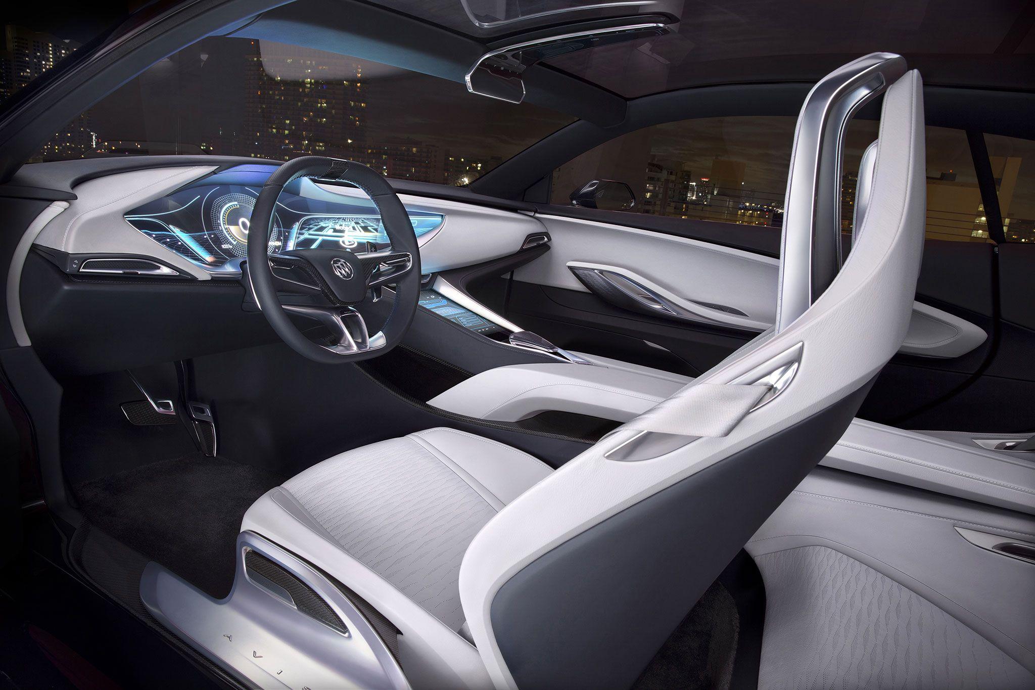 Détroit 2016 Buick Avista Concept