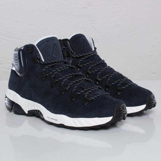 Nike ACG Zoom Meriwether TZ 508171-401 Dark Obsidian / Dark Obsidian /  Summit White