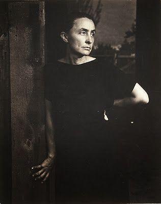 Georgia O'Keeffe, Alfred Stieglitz, 1929, Metropolitan Museum of Art