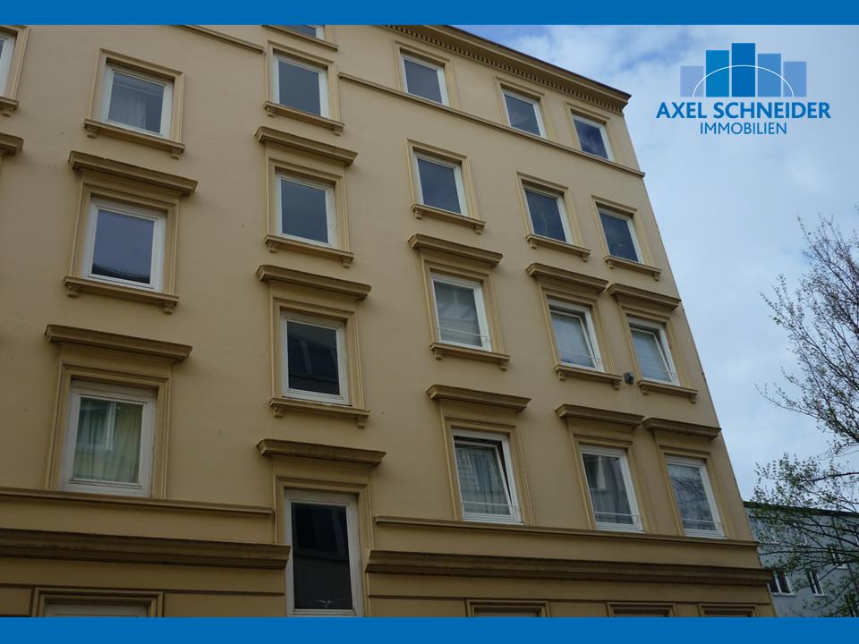 Hausansicht Olmuhle 2 Karolinenviertel Hamburg Immobilienmakler Hausverwaltung Immobilien