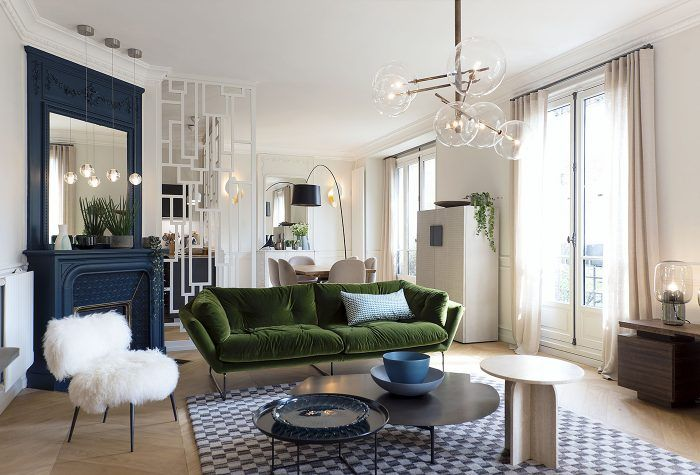 10surdix] | Architecte d\'intérieur Paris & Showroom de mobilier ...