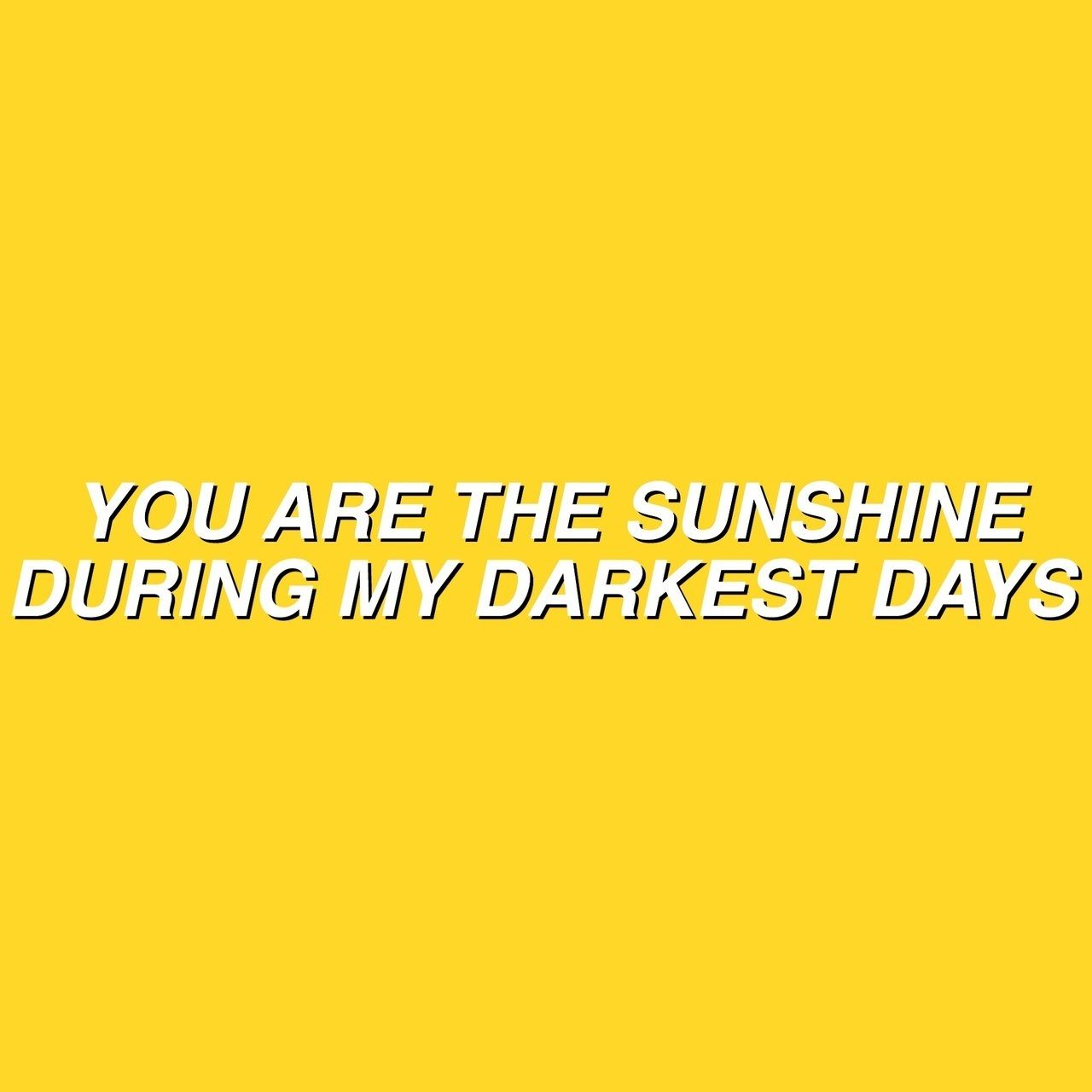 Best Quotes From The Yellow Wallpaper: Thank You #yellow #tumblr #aesthetic