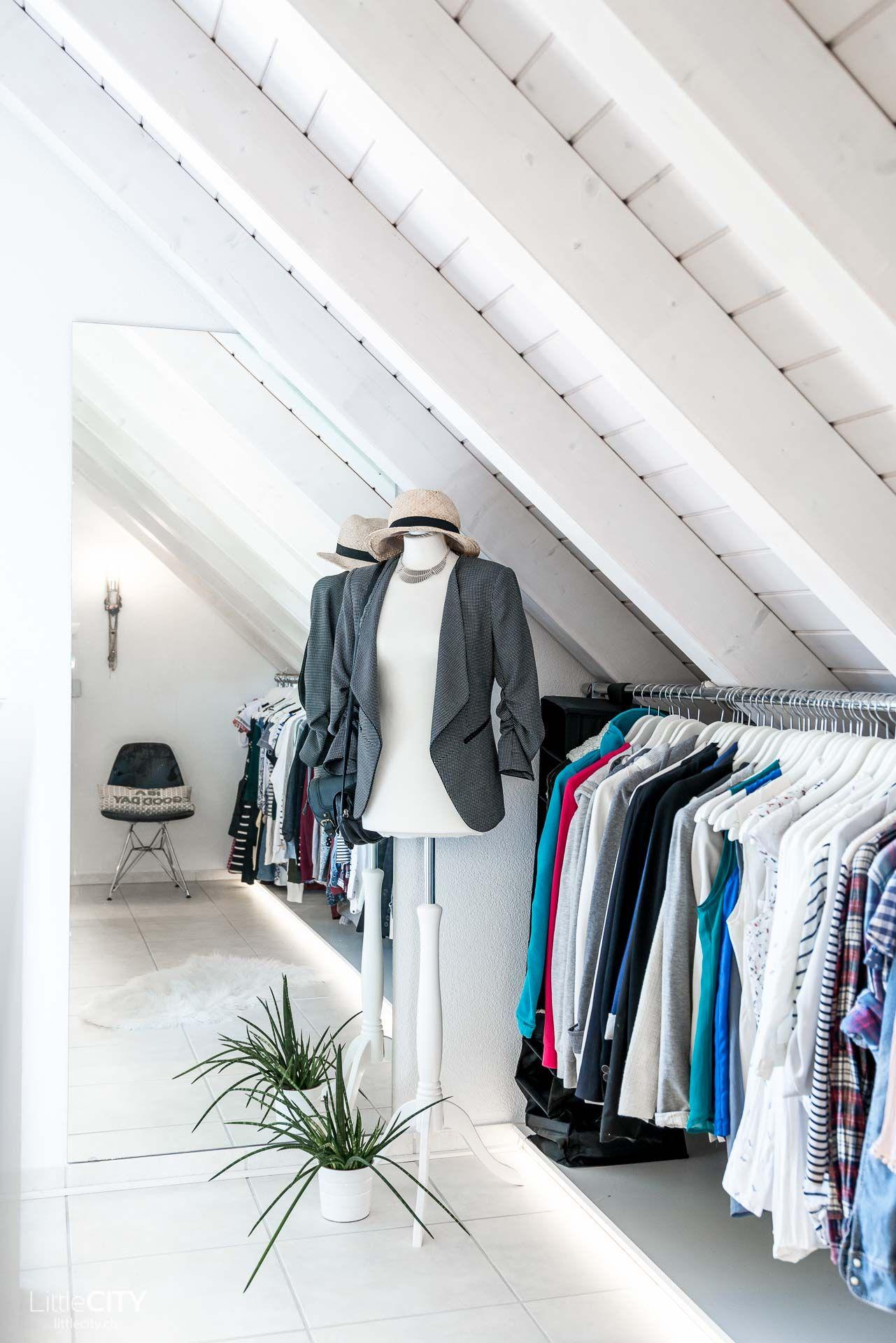 Selbstgebauter Begehbarer Kleiderschrank Begehbarer