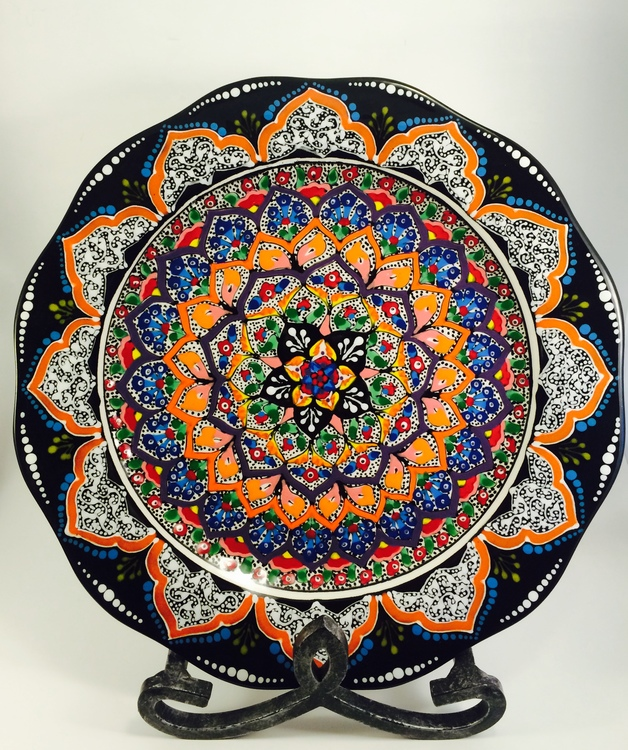 Mamandi Rezgar Png Handmade Pottery Plates Craft Festival Pottery Art