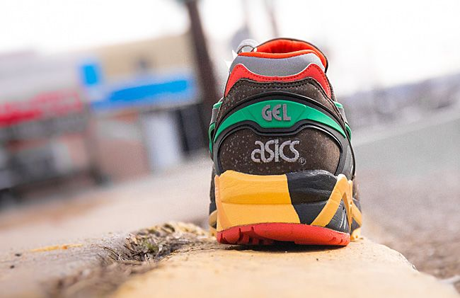 Teaser: Asics x Packer Shoes