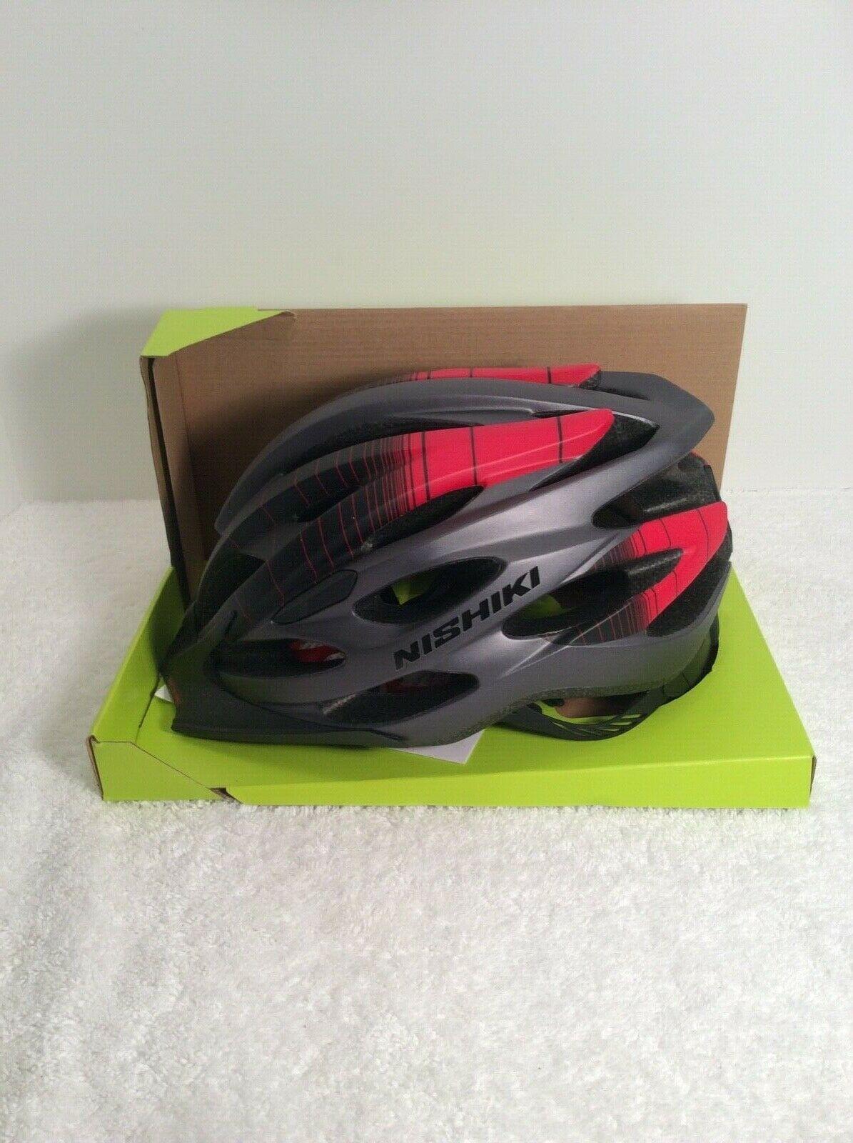 Nishiki Socorro Universal Fit Bike Helmet  Bicycle Helmets  Ideas of Bicycle Helmets