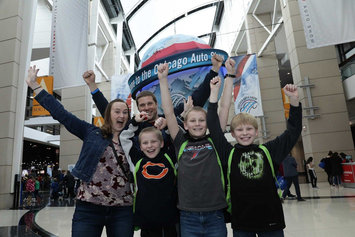 Presidents Day Weekend Fun for Chicago Kids Lunar New