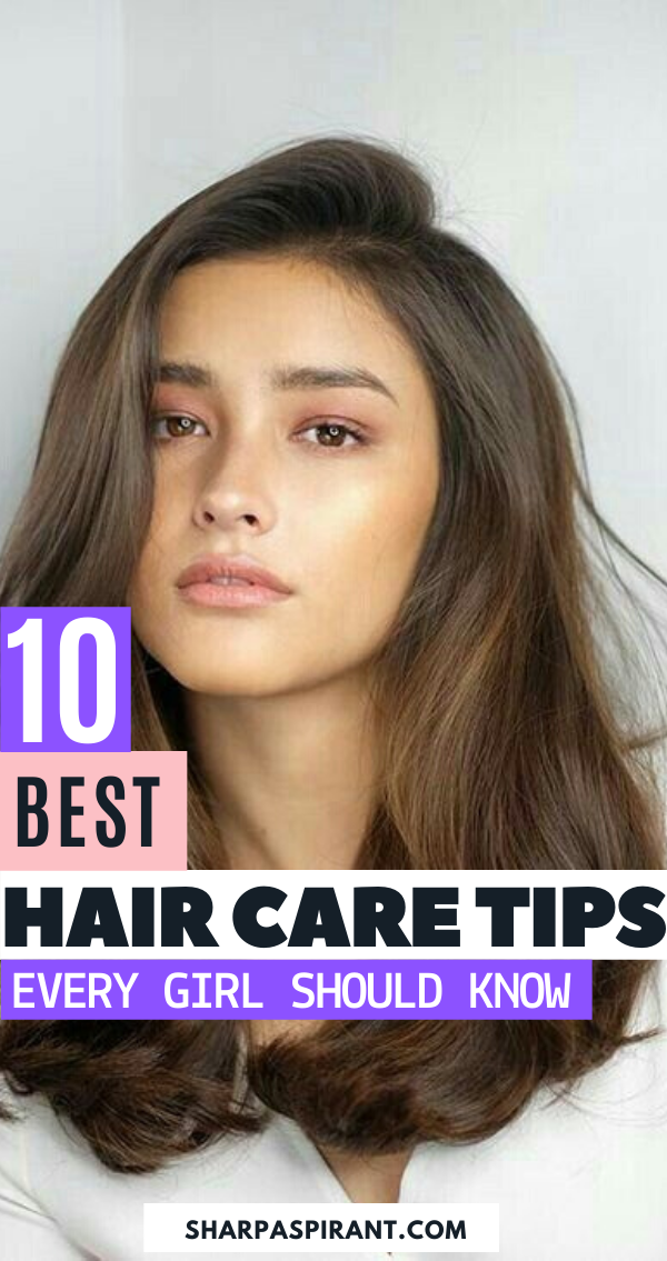 AT HOME REMEDIES FOR DRY DAMAGED HAIR Healthy hair