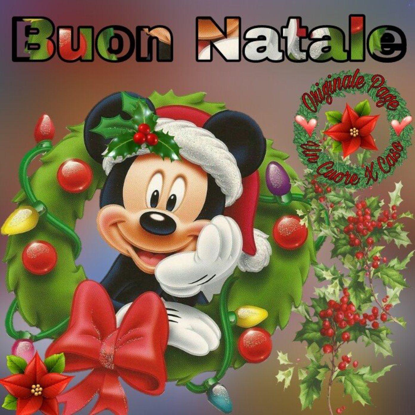 Auguri Di Natale Disney.Buon Natale Immagini Disney Auguri Di Buon Natale Natale Buon