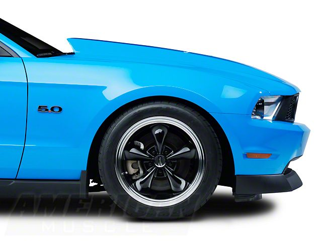 Cervini S Mustang 4 In Cowl Hood Unpainted 1199 10 12 Gt V6 Free Shipping In 2020 Classic Cars Muscle Mustang Cowl