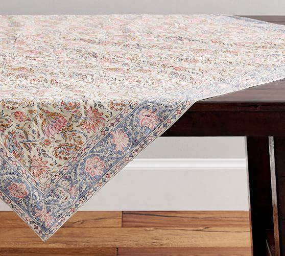 Marla Fl Table Throw For The Home Dining Cloth