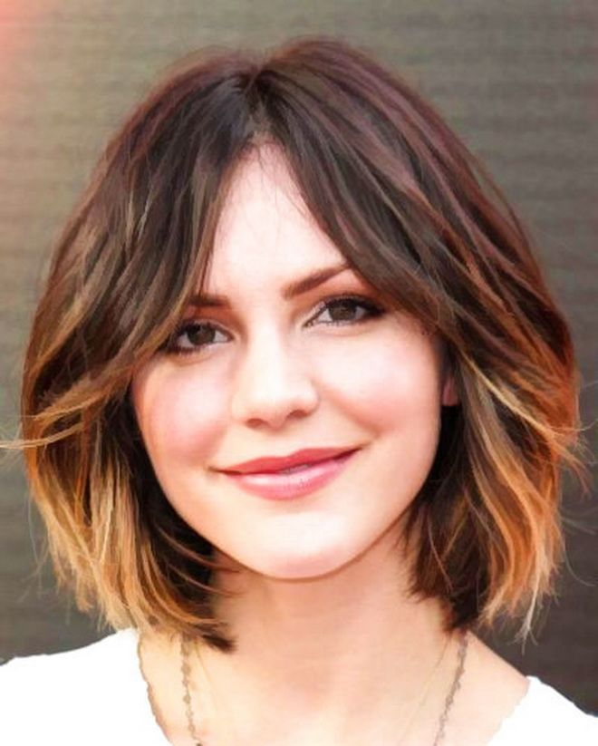 Favori tie and dye sur cheveux bruns - Recherche Google | Coiffures  WU08