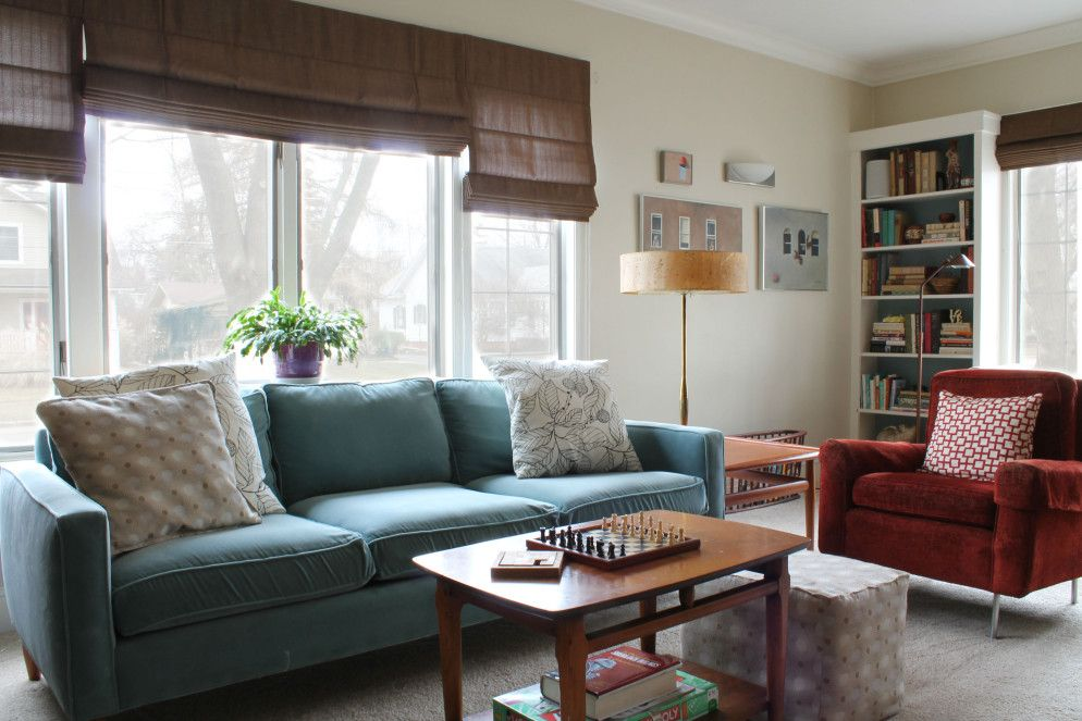 Color Outside The Lines Small Living Room Decorating Ideas: Mesmerizing Teal Living Room Ideas With Straight Line Teal