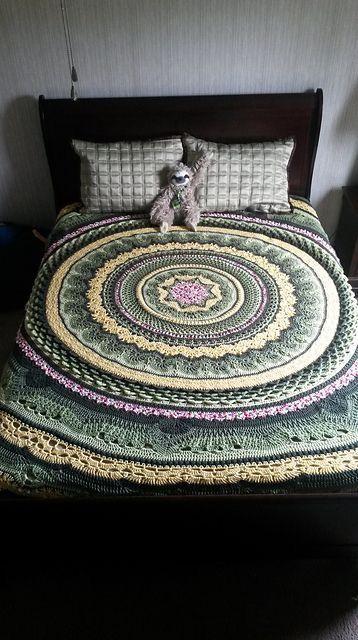 Rings Of Change Pattern By Frank Orandle Pinterest Crochet