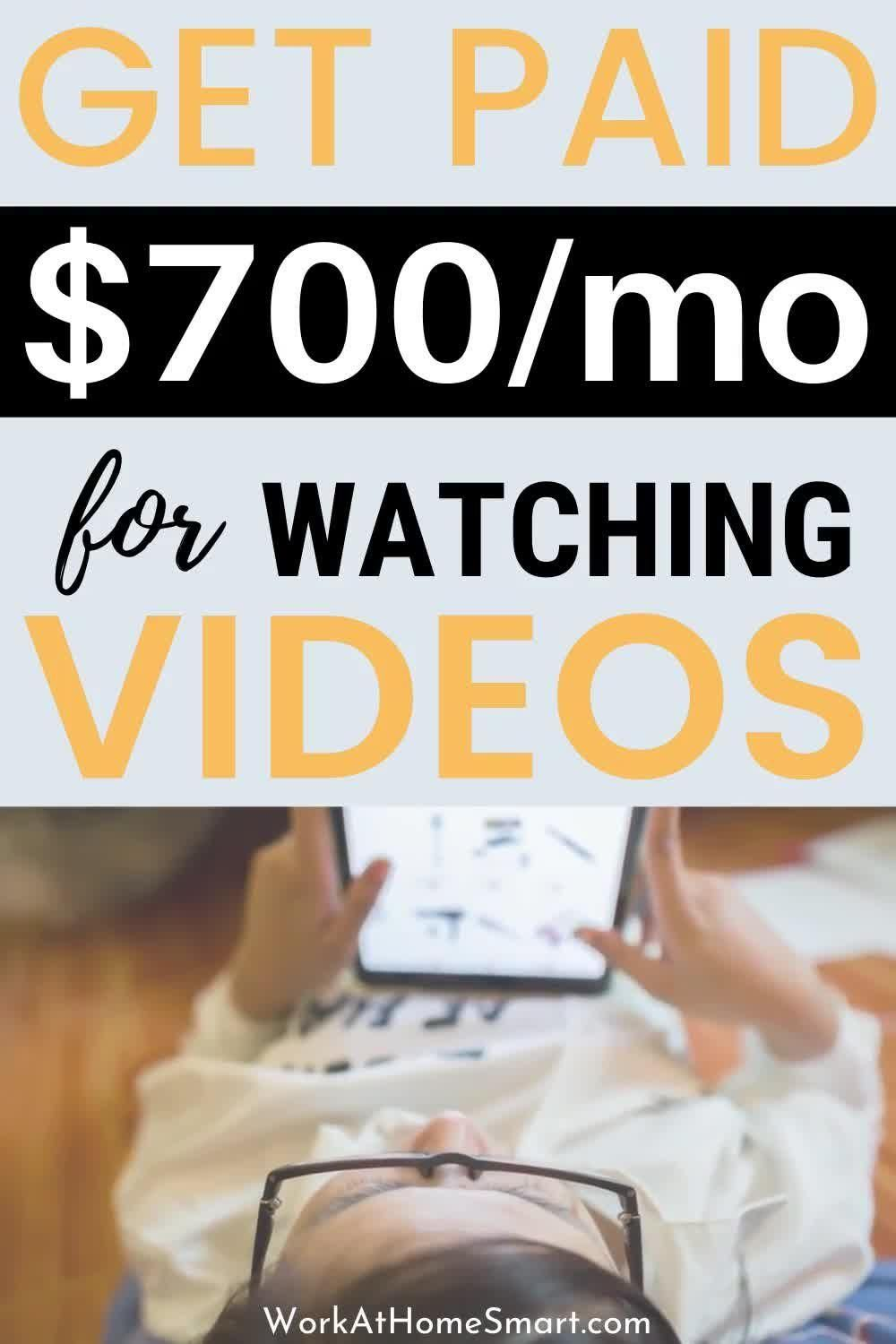 Watch Videos for Money: 10 Legit Sites & Apps That Really Pay