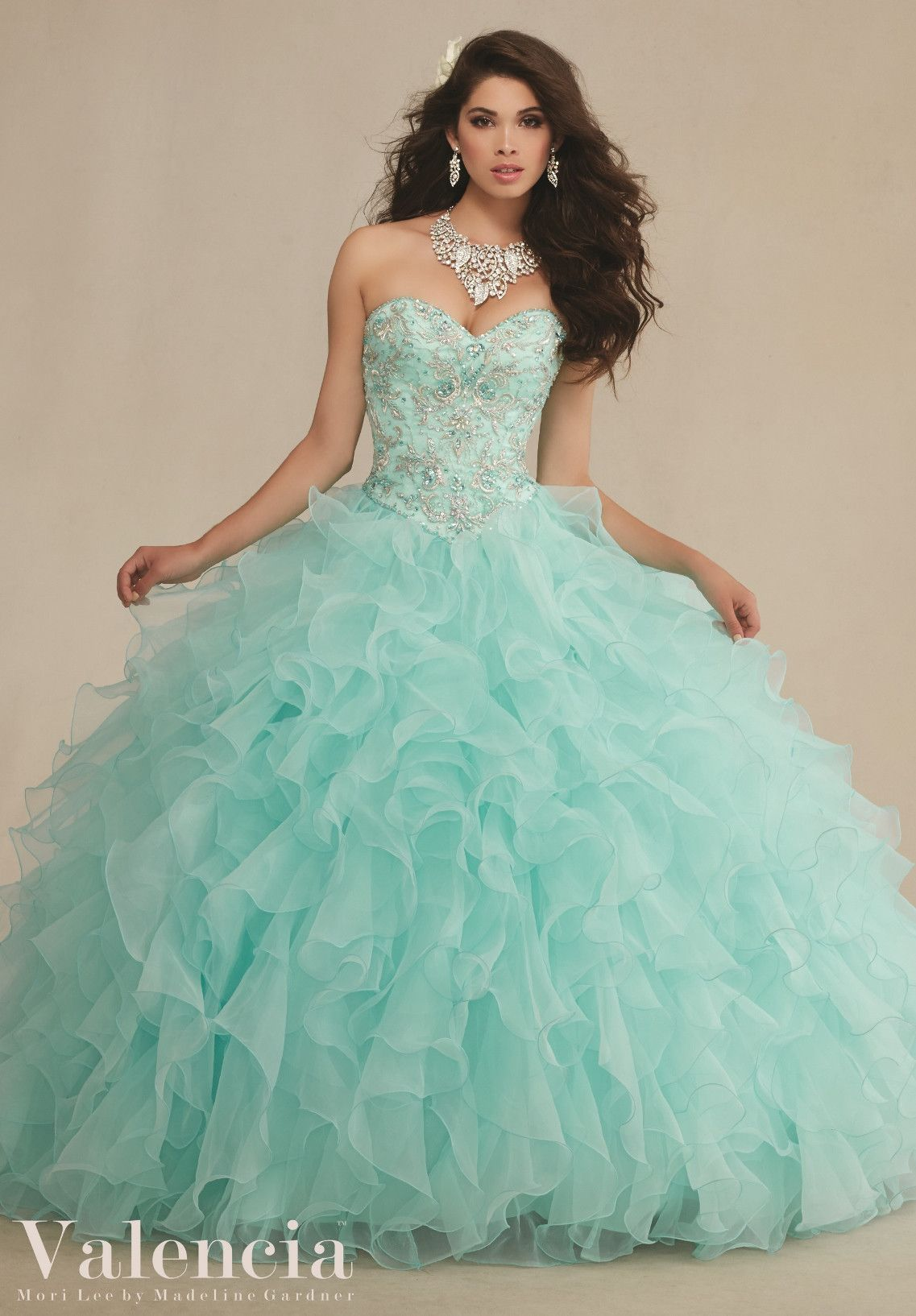 Mori Lee Valencia Quinceanera Dress 89082 | Kleider