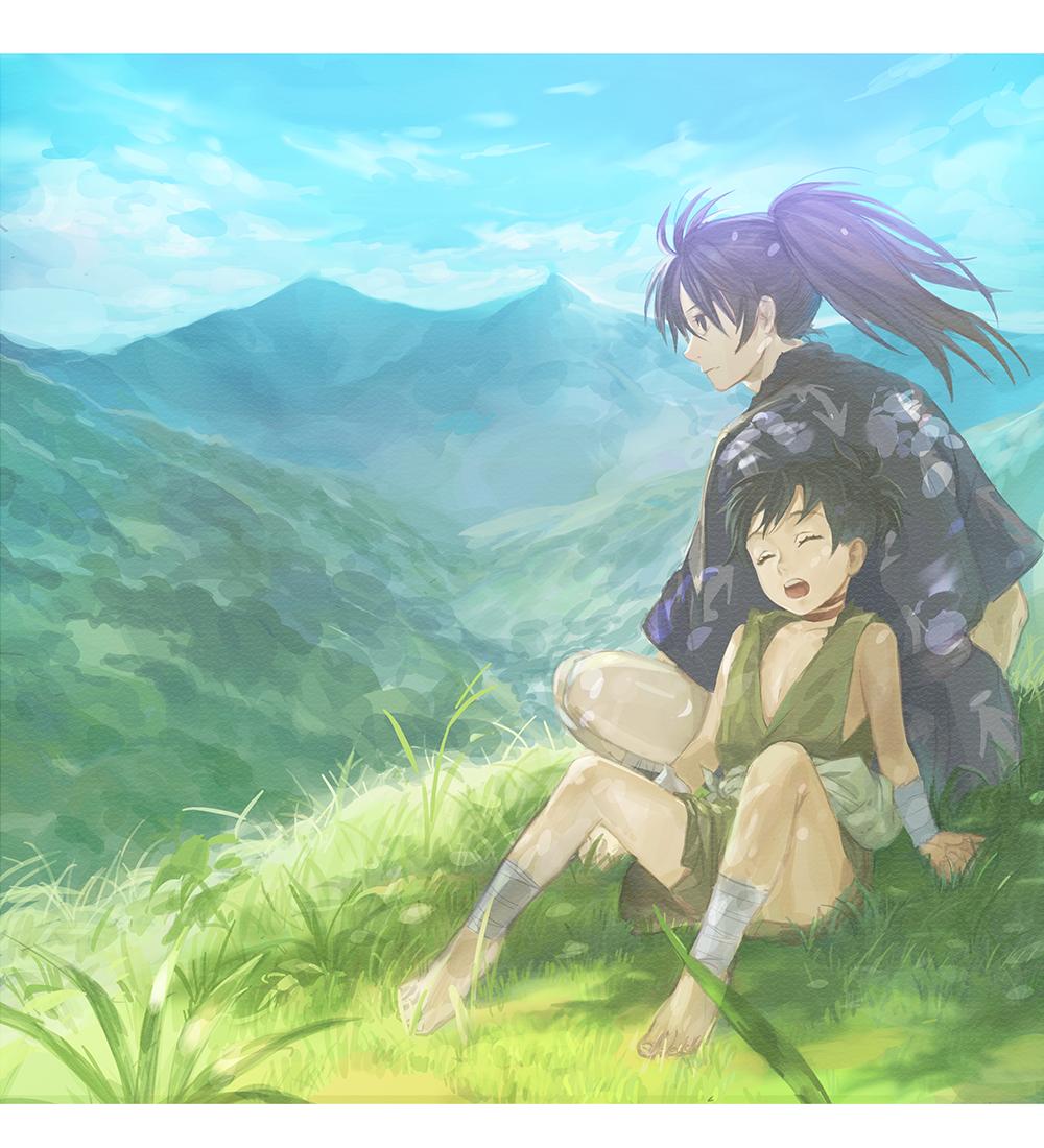 Dororo and Hyakkimaru(Dororo) in 2020 Anime, Anime