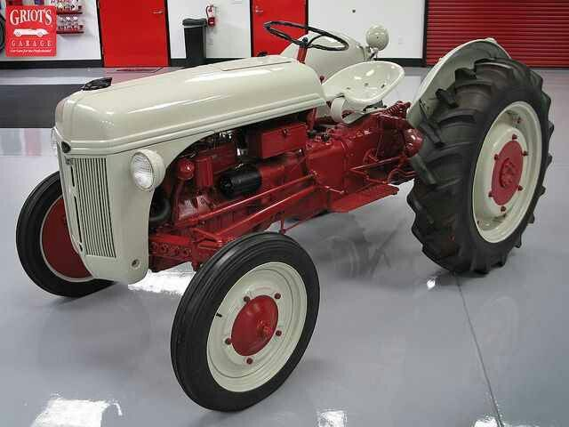 ford 9n painted like a 8n ford tractors ford tractors, tractorsford 9n painted like a 8n