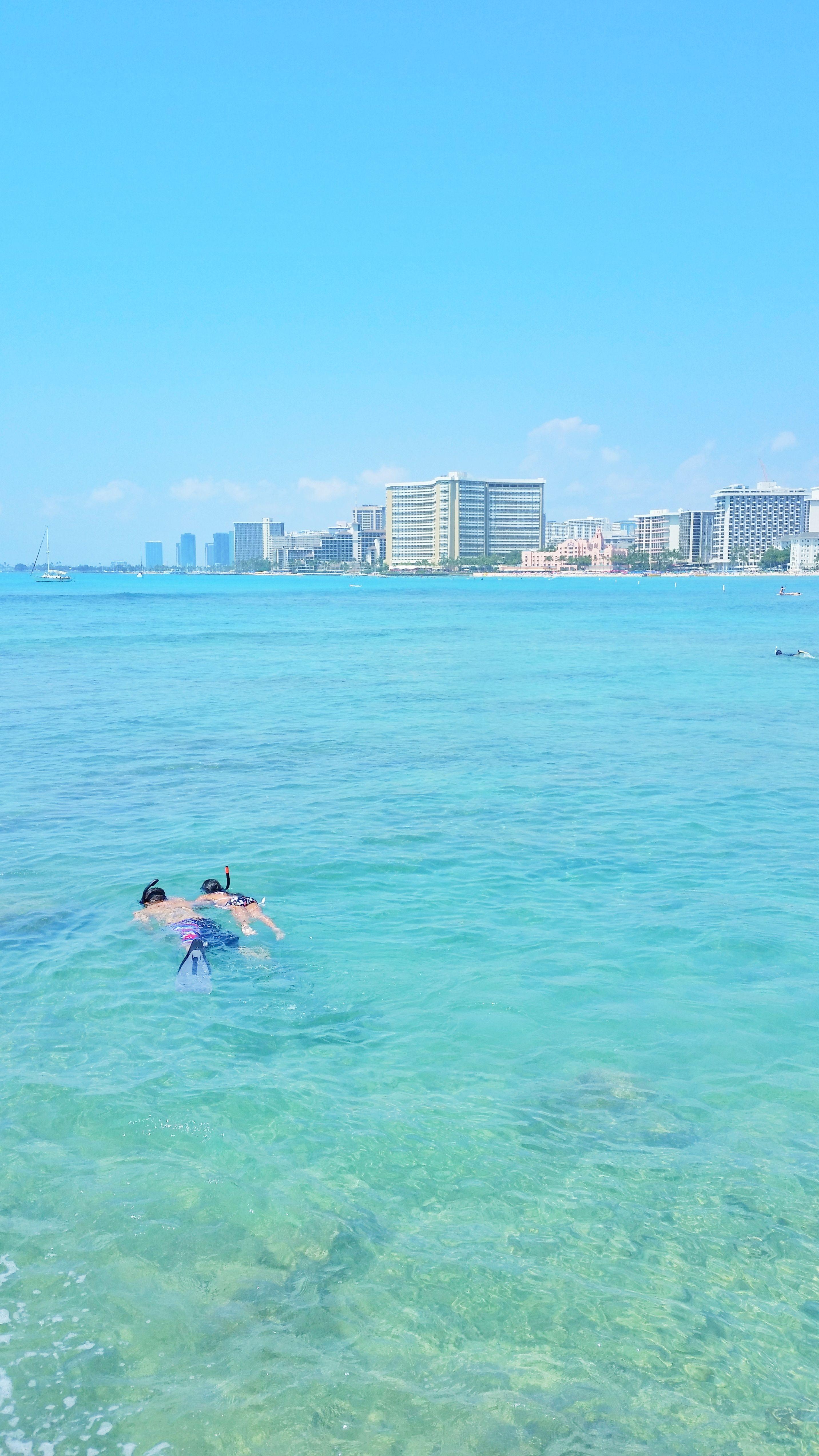 Waikiki Snorkeling: Best Spot To Snorkel In Waikiki