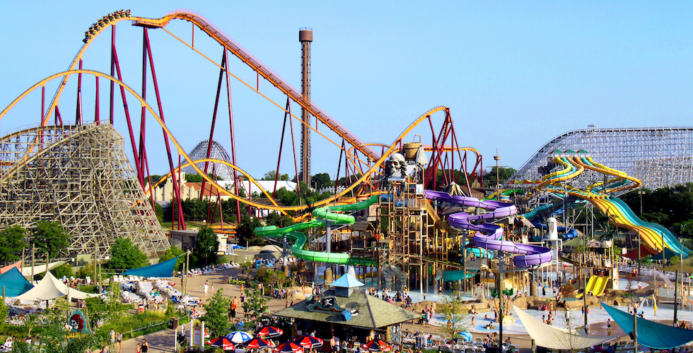 Six Flags Great America Announces Spring 2021 Reopening Date In 2021 Great America Six Flags Great Adventure Best Amusement Parks