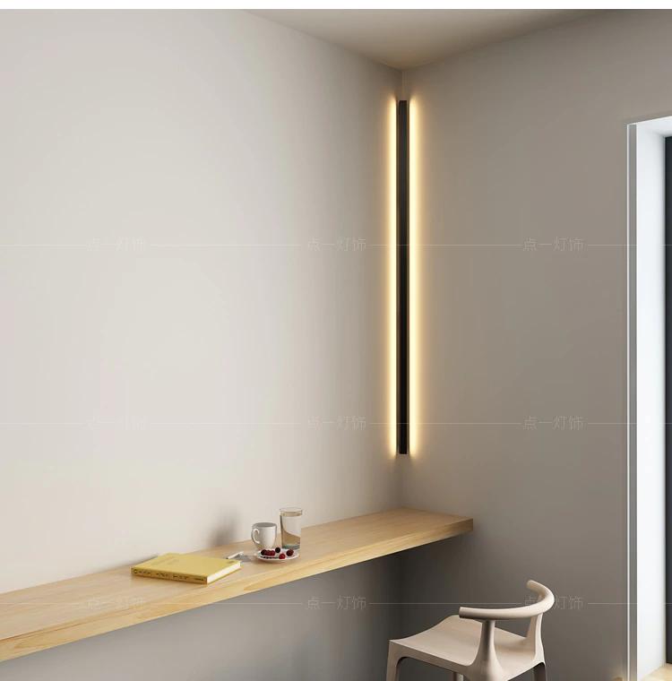 Modern Corner Minimalist Indoor Led Wall Lamp Excelsior Kitchen Lamp Indoorlighting Indoorlight Livingroom Roomdeco Led Wall Lamp Wall Lamp Corner Lamp