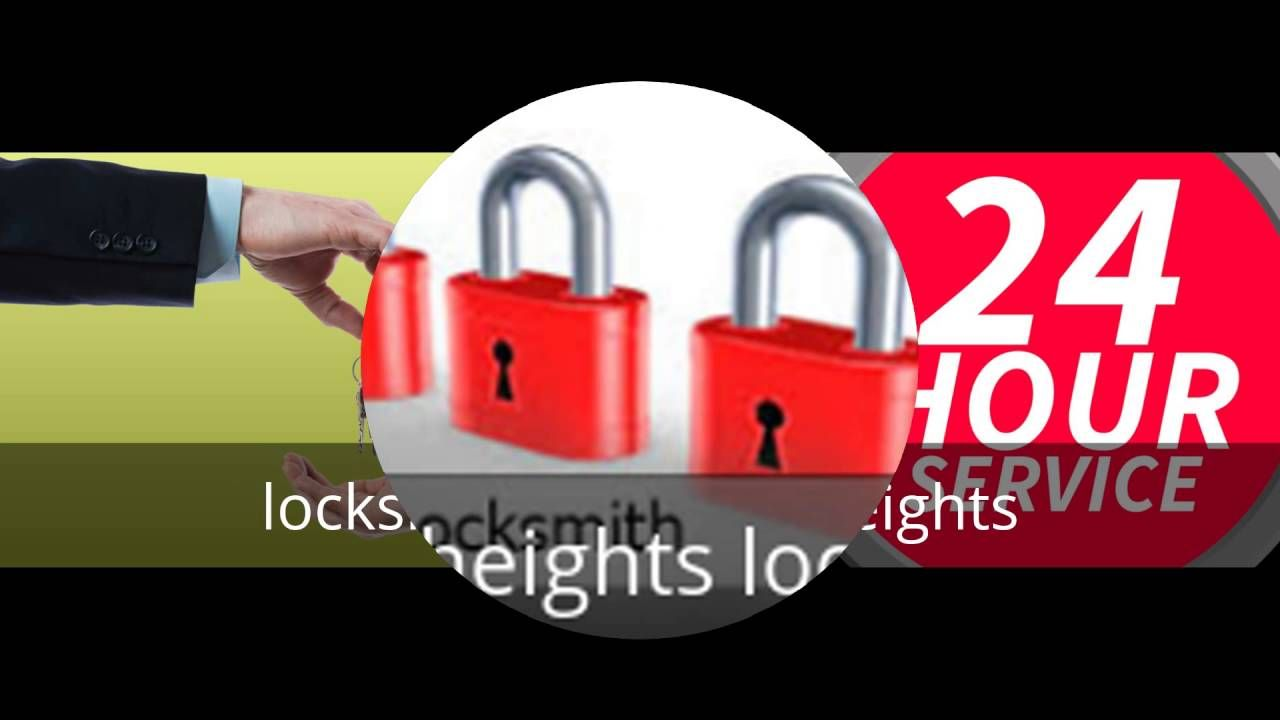 A crisis locksmith can not only help you in case you