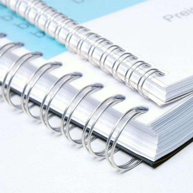 Wire-O® Twin-Loop Binding Supplies At Http://www