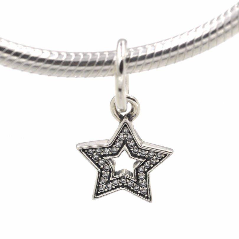 charm pandora originale stella