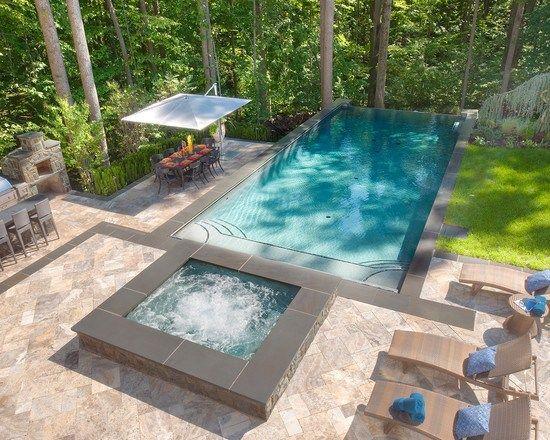 Idée #déco #piscine | DECO EXTERIEURE | Pinterest