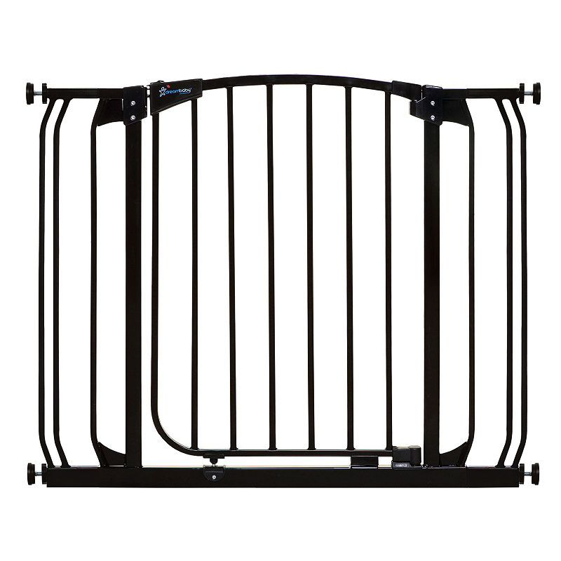 Dreambaby Chelsea Auto Close Security Gate Combo Pack Pet Gate Baby Gates Safety Gate