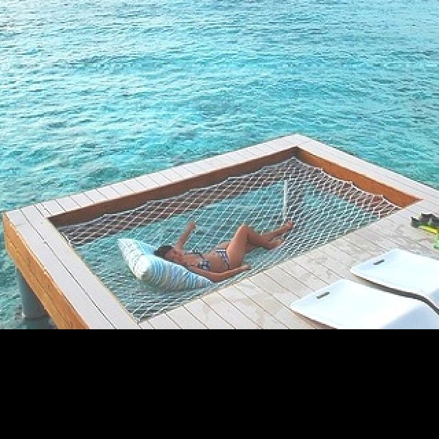 really cool water beds. Private Deck With An Over-water Hammock And Direct Access To The Lake! This Is So Awesome. If We Ever Buy A House On Water Really Cool Beds E
