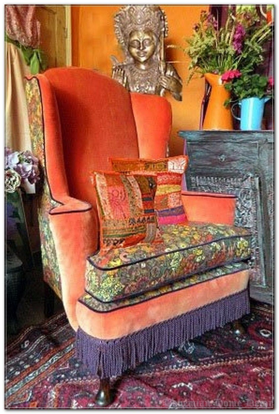 Can You Really Find Bohemian Home Decor (on the Web)?